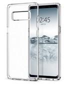 Spigen Galaxy Note 8 Kılıf Liquid Crystal 4 Tarafı Koruma - Şeffaf