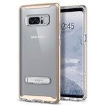 Spigen Galaxy Note 8 Klf.Crystal Hybrid Champagne Gold 587CS21840