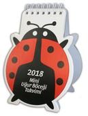 İstisna -Uğur Böceği Masa Takvim 2018