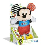 Clementoni-Baby Mickey İlk Aktiviteler  W/17165