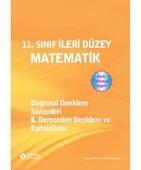 11.Sınıf İleri Düzey Matematik-Doğrusal Denklem Sistemleri 2.Dereceden Denklem ve Eşitsizlikler