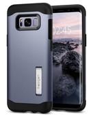 Spigen Galaxy S8 Plus Kılıf Slim Armor Orchid Gray 571CS21786