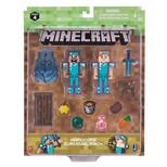 Minecraft-Figür Dl.Steve&Alex 16472
