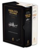 Sherlock Holmes Bütün Eserleri Seti-2 Cilt Takım