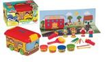 Play Doh Oyun Hamuru Okul Otobüsü 3183