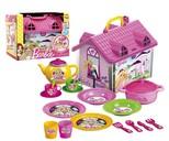 Barbie - Ev Çay Set 1816