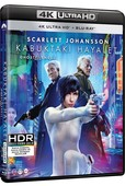 Ghost in the Shell - Kabuktaki Hayalet (4K+BD)