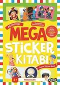 Meslekler-Mega Sticker Kitabı