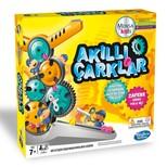 Hasbro Games Akıllı Çarklar Kutu Oyunu (123)