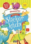 Dinozorlar-Aktiviteli Sticker Kitab