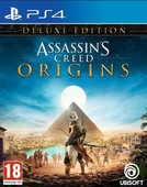 PS4 ASSASSINS CREED ORIGINS DELUXE EDT