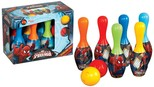 Spiderman-Bowling Set W/1599