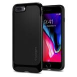 Spigen iPhone 8 / 7 Plus Kılıf, Neo Hybrid Herringbone Shiny Black