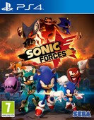 PS4 SONIC FORCES BONUS EDT