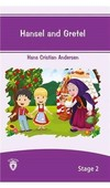 Hansel And Gretel İngilizce Hikaye Stage 2