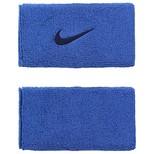 Nike Baş Bandı Bileklik Mavi/Siyah