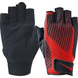 Nike Fit Erkek Eldiven Core Lock Kırmızı/Siyah L