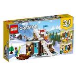 Lego Creator Modüler Kış Tatili