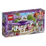 Lego-Friends Emma's Art Cafe