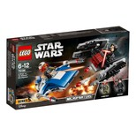 Lego Star Wars A-Wing Vs Tie Silencer Microfighter 75196