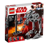 Lego-Star Wars First Order AT-ST