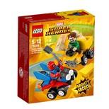 Lego Super Heroes Scarlet Spider vs Sandman 76089