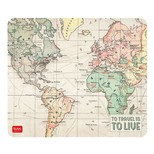 Legami Plastik Mousepad Travel