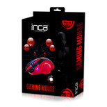Inca Img-319 8D +4800 Dpı+7 Color Led Usb Gamıng Mouse + Mousepad
