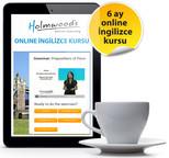Holmwoods 6 Ay Online İngilizce Kurs, Onk