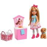 Barbie Chelsea Mutfak Oyun Seti FHP66