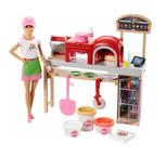 Barbie Pizza Yapıyorum FHR09