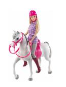 Barbie Bebek ve Atı DHB68