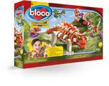 Bloco-Ankylosaur&Young Raptors