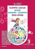 3.Sınıf Olimpik Çocuk Bilsem Kanguru-Olimpiyat Zeka Kitabı Tamamı Çözümlü