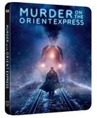 Murder On The Orient Express - Doğu Ekspresinde Cinayet Metal Kutu Bluray