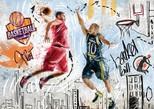 Art Puzzle - Sokak Basketbolu / Streetball (4380) 1000 Parça