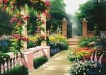 Art-Puz.2000 Cennet Bahçesi 4570