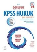 2018 KPSS Dönüşüm Hukuk-Anayasa Hukuku-Anayasa Yargısı