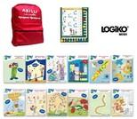 LOGİKO-Midi Akıllı Düğmeler 100'e Kadar Hesaplamalar&Öğrenmeye Başlıyorum ve Dikkat Yoğunlaştırma 6-