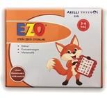 EZO-Etkin Zeka Oyunları Dikkat-Konsantrasyon-Matematik 3-4 Yaş