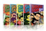 Sherlock Sam Serisi-5 Kitap Takım