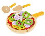 Hape - Ahşap Ev Yapımı Pizza 3129