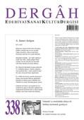 Dergah Dergisi Sayı 338