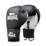 Lonsdale Pro Bag Mitt Bilek Yırtmaçlı Siyah-Beyaz Torba Eldiven L-Xl