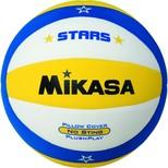 Mikasa Plaj Voleybol Topu Sarı-Mavi-Beyaz