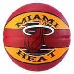 Spalding Nba Miami Heat Sz7 Basket Topu