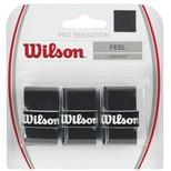Wilson Wılson Pro Overgrip Sensation 3'lü Siyah Grip Wrz4010Bk