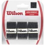 Wılson Advantage Overgrip 3'lü Siyah Raket Grip Wrz4033Bk