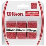 Wilson Wılson Advantage Overgrip 3lü Kırmızı Raket Grip Wrz4033Rd
