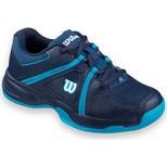 Wilson Çocuk Tenis Ayakkabısı Deep 33 Numara